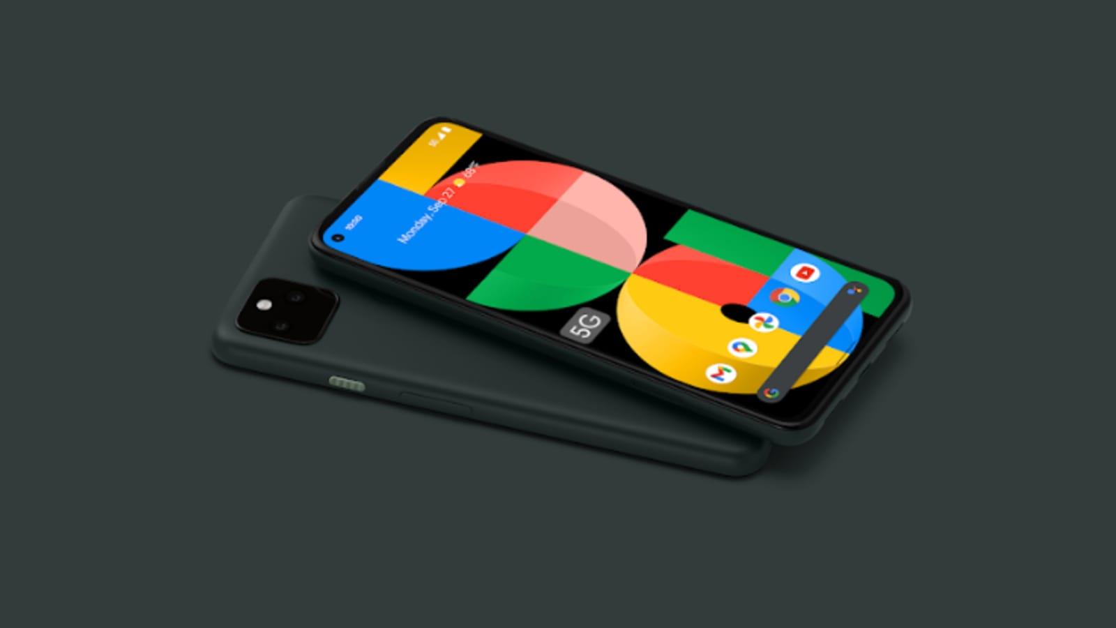 Google Pixel Recuperação de dados